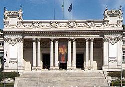 Galleria Nazionale d'Arte Moderna, Roma